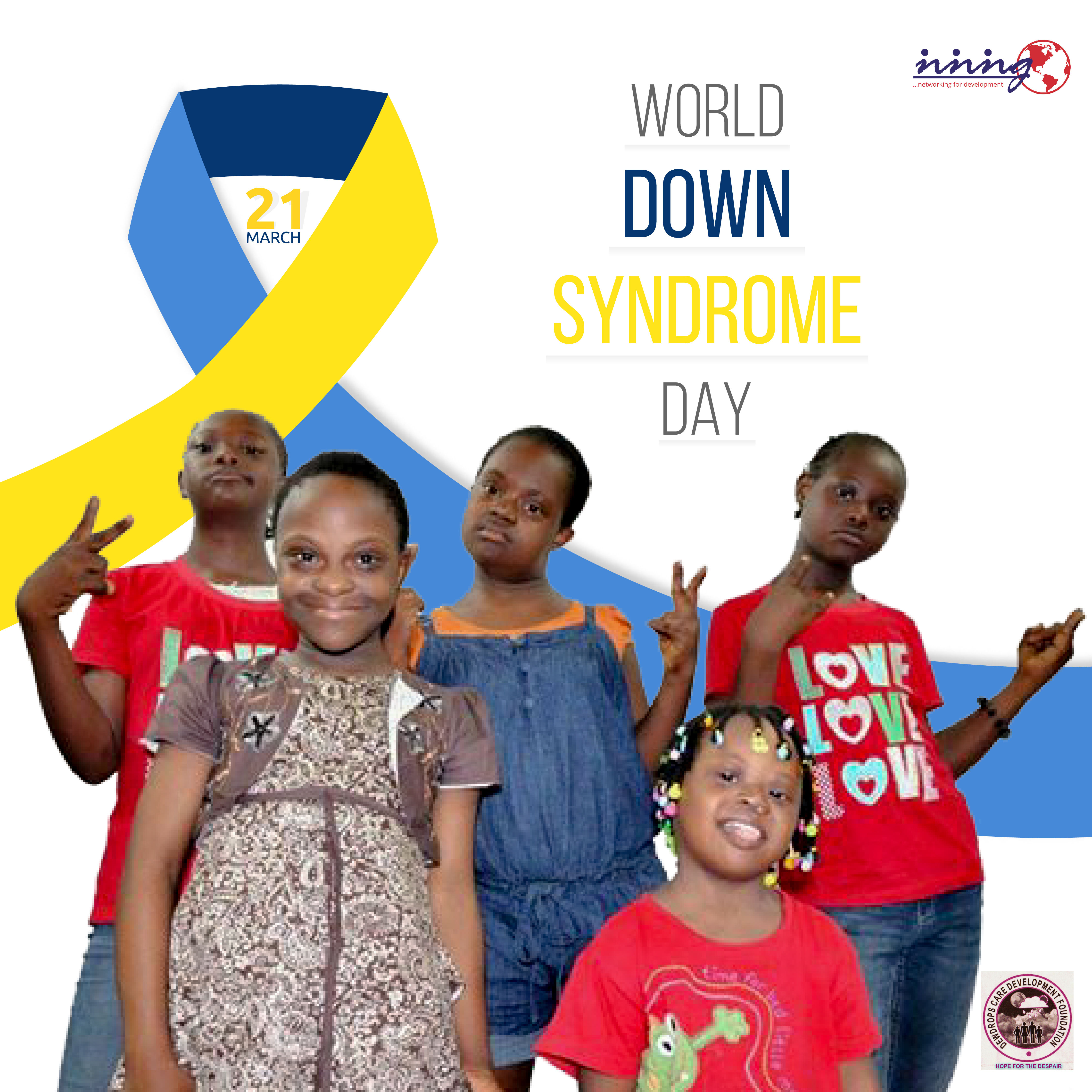 DOWN Today; UP Tomorrow – Knowing Down Syndrome