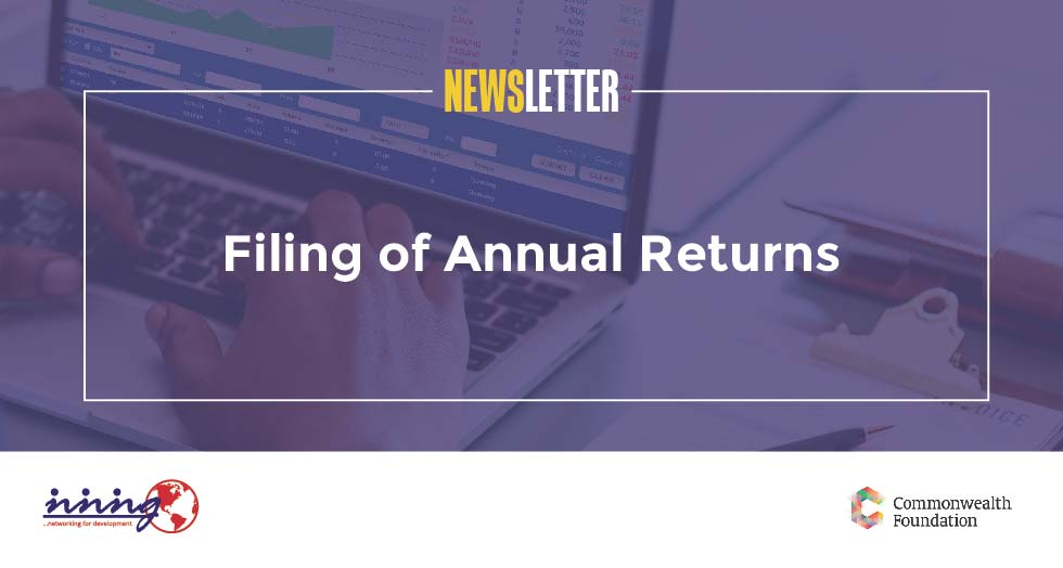 Filing of Annual Returns (March, 2019)