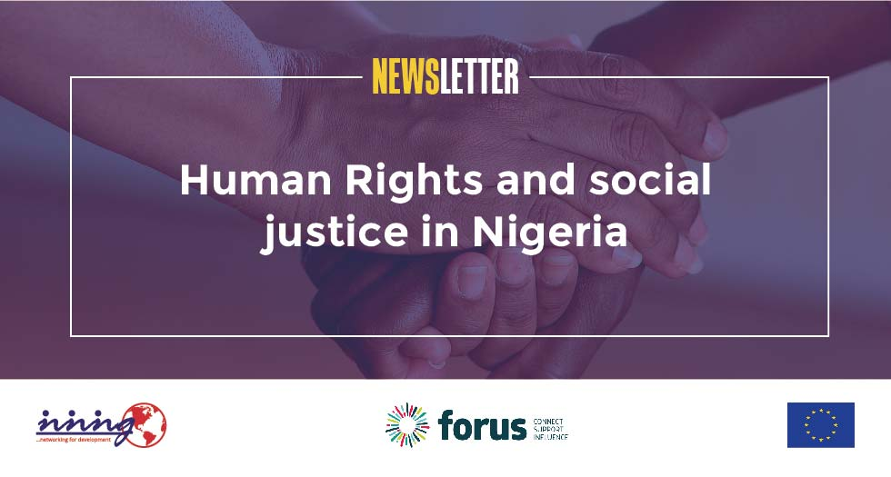 Human Rights and Social Justice in Nigeria (March, 2019)